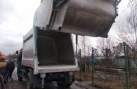 Мусоровоз МКЗ-50-16 в Рязани
